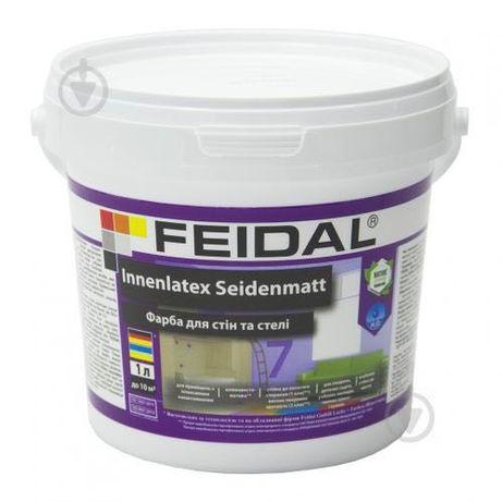Фарба акрилова Feidal Innenlatex Seidenmatt
