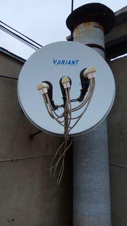 Супутникова антенна