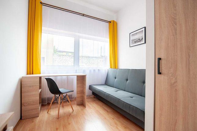 Wynajem Nowe pokoje 1 osobowe - Bez dodatkowych opłat - Centrum