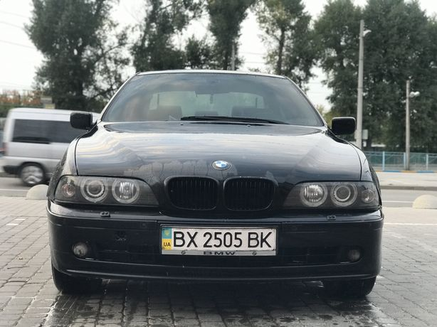 BMW 530 diesel 2001р