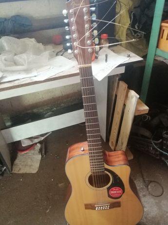 Gitara  elektroakustyczna  fender
