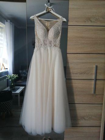 Suknia ślubna z salonu sukien ślubych Kiara w Kielcach