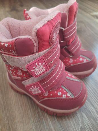 Сапожки, ботинки на зиму