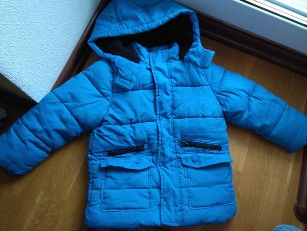 Куртка єврозима на весну холодну або осінь, на 3 роки, 98 см, M&S