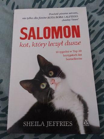 Salomon kot, który leczył dusze
