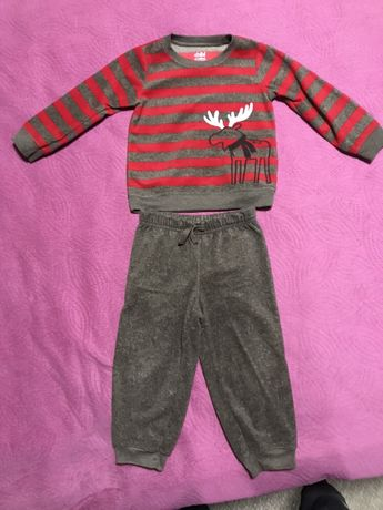 Тёплый костючик для мальчика