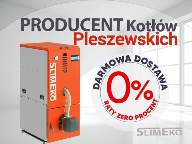 Piec, kocioł SlimEko kotły na PELLET Kipi 5 KLASA 12 kW DOTACJA!