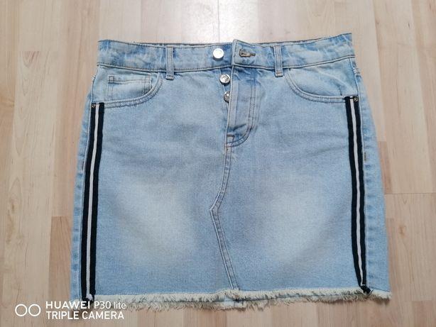Spódniczka dżinsowa rozmiar S