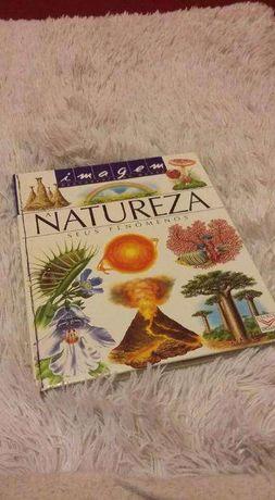 Livro A Natureza e Seus Fenómenos