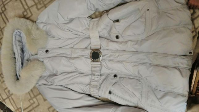Куртка пуховка жіноча
