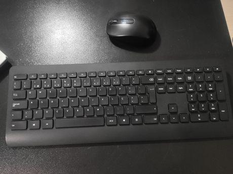 Teclado e rato wireless Microsoft 900