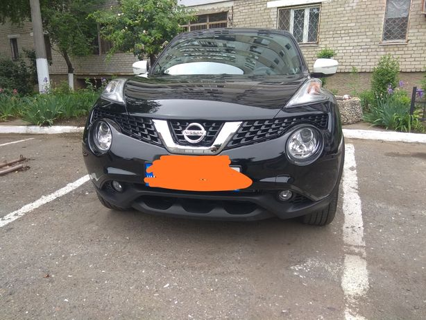 Nissan juke SV турбо