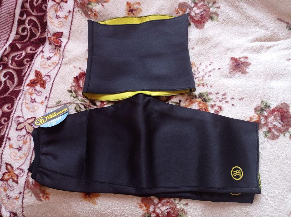 Бриджи + пояс для похудения, размер L Николаев - изображение 1