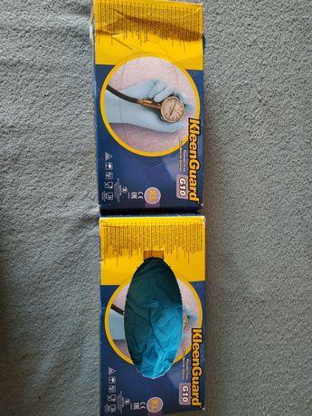 Rękawiczki nitrylowe XL