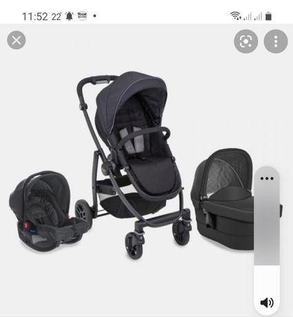 Trio Graco Evo Bebé