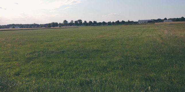 Działka inwestycyjna ok 1,85 ha w Węgrowie