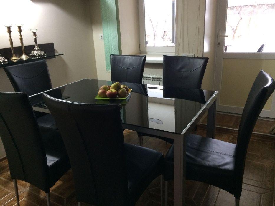 стулья черный кожзам( экокожа) Макеевка - изображение 1