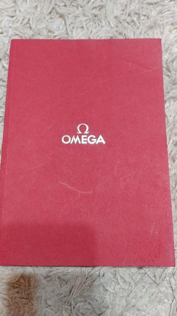 Omega katalog zegarków