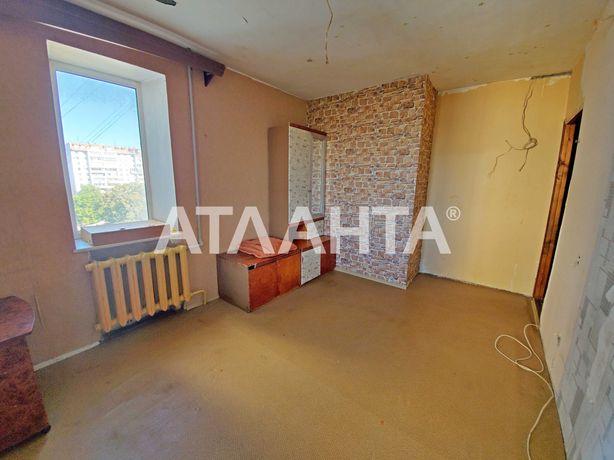 2-комн квартира в кирпичном доме на 6.5 ст Фонтана/Клубничный пер