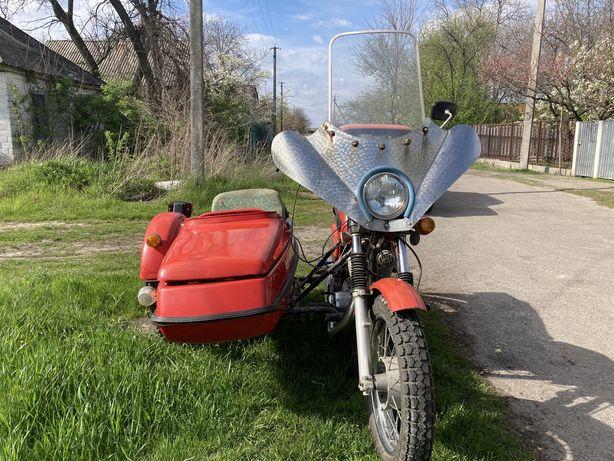 Мотоцикл Планета-5