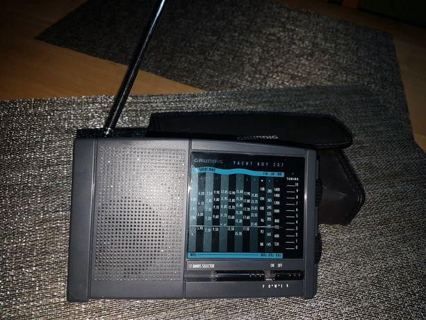 Sprzedam Radio Grundig Yaht Boy 207 wielozakresowe