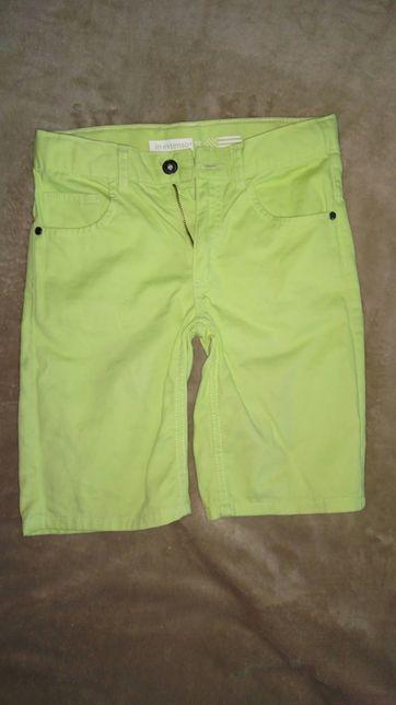 Классные бриджи шорты на мальчика 7-9 лет в идеальном состоянии