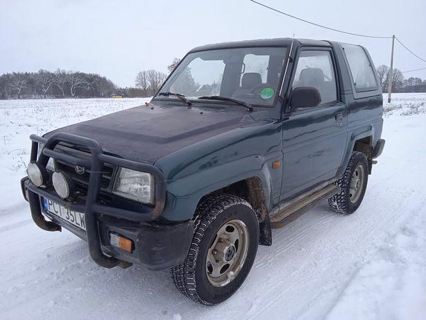 Daihatsu Feroza 1.6 Gaz