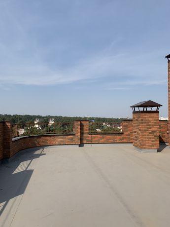 Пентхаус с террасой на крыше дома. ЖК Женевьева-2