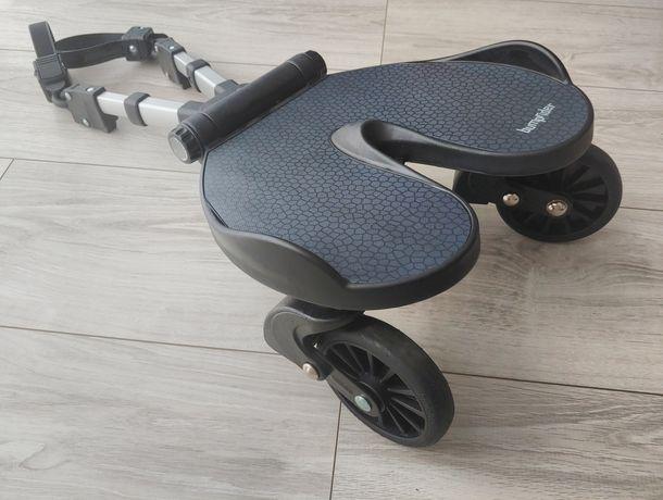 BUMPRIDER Dostawka do wózka black