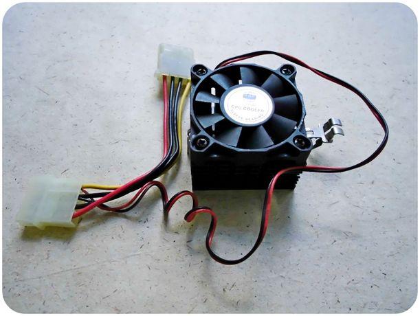 Кулер охлаждения радиатор для процессора
