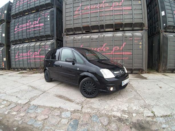 Opel Meriva 07r 1.6 Stan  *Idealny*Sprowadzona z Niemiec*Po Oplatach*