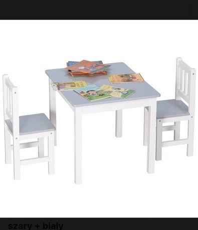 Stół z krzesełkami dla dzieci