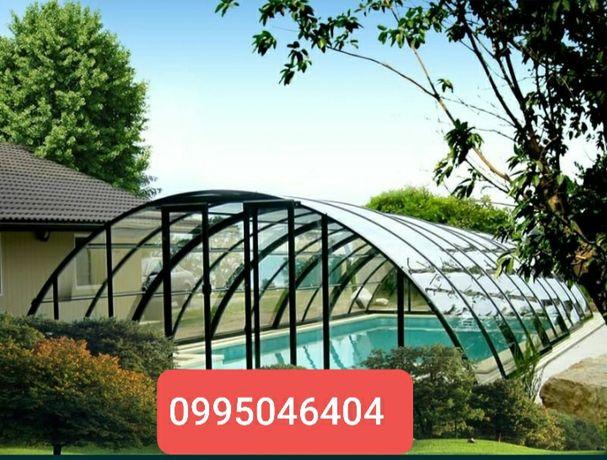 Павильон для бассейна от 2800 €