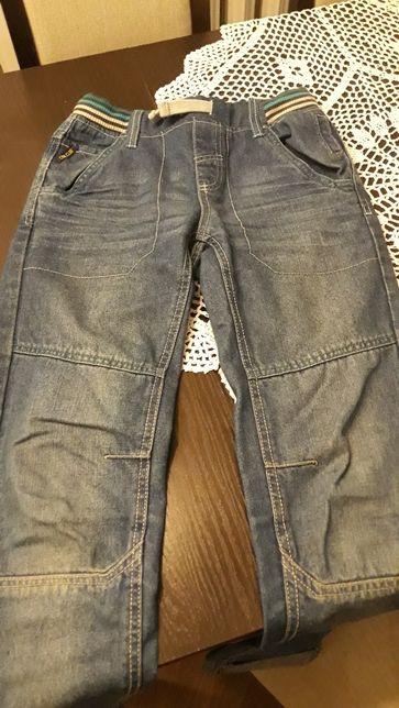 Chłopięce spodnie jeansowe COOL CLUB