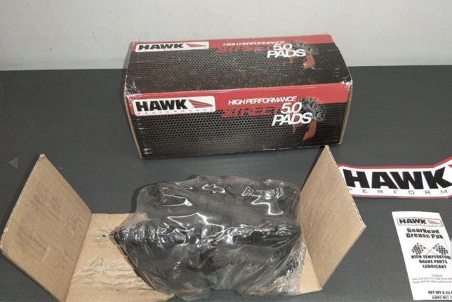 Передние тормозные колодки Hawk HB854B.721 для Lexus