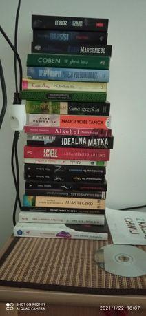 Książki, cała kolekcja