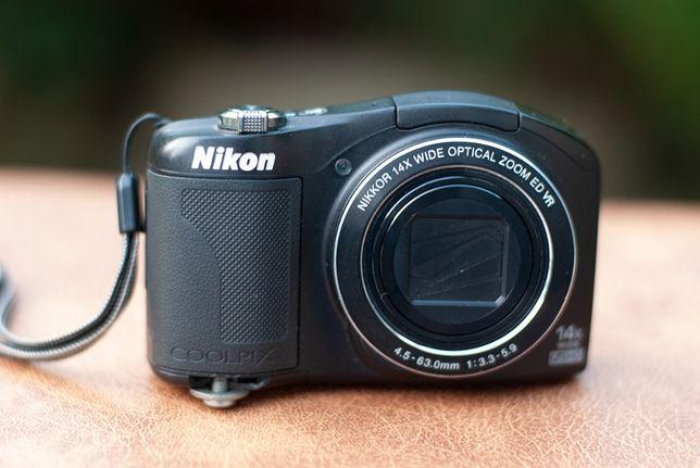 Цифровий фотоапарат Nikon L610 / 16 мегапікселів