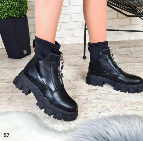 Женские ботинки street
