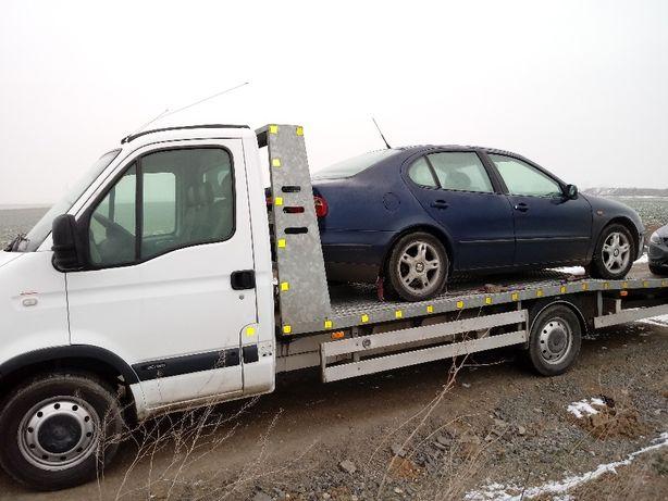 Holowanie przewoz Transport Pomoc Drogowa PL DE autolaweta Laweta