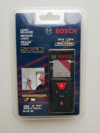 Dalmierz laserowy Bosch GLM 30 Blaze nowy z USA