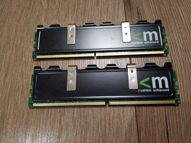 Mushkin 4Gb DDR2 800MHz Kit