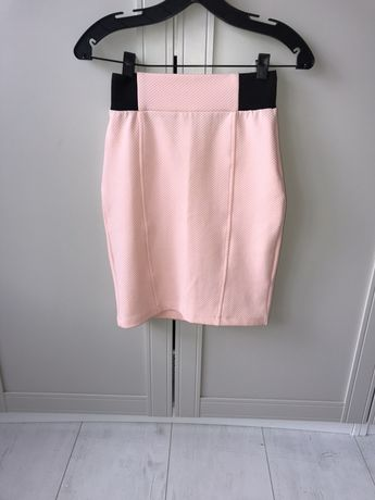 Olowkowa spodnica reserved