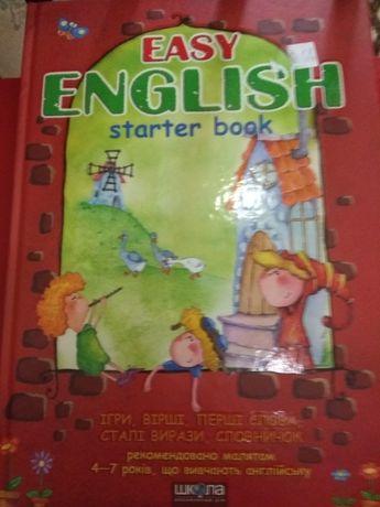 Книга для изучения английского языка для деток