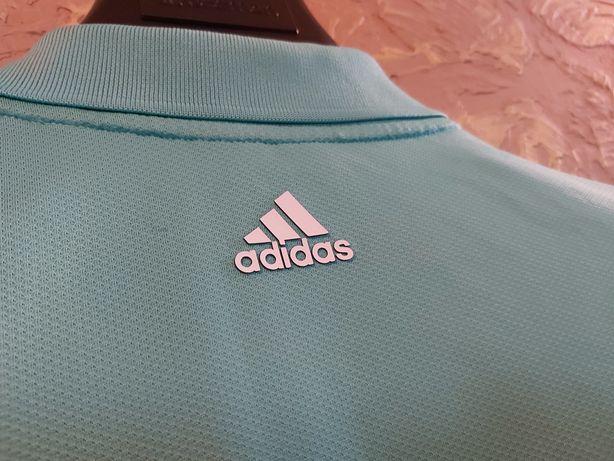 Koszulka t-shirt sportowa kompresyjna adidas M/L.
