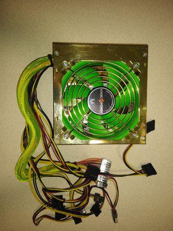 Блок живлення 520W LogicPower Golden Series
