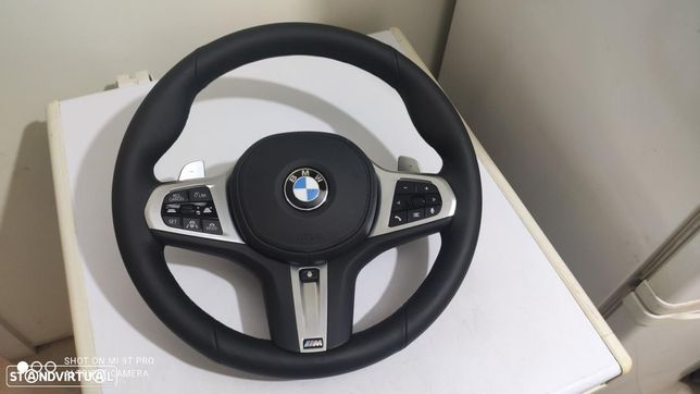 Volante BMW G20 pack-M Full extras