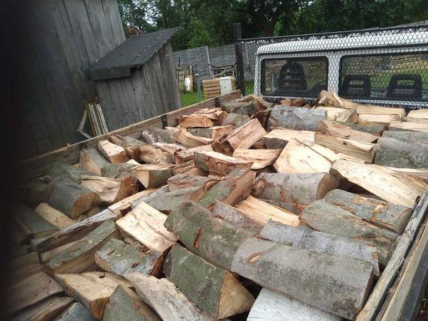 Drewno kominkowe opałowe sezonowane
