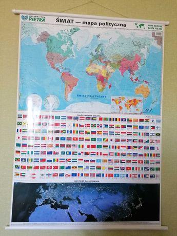 Mapa polityczna świata