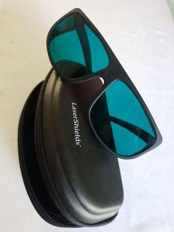 Óculos de proteção Lasershields