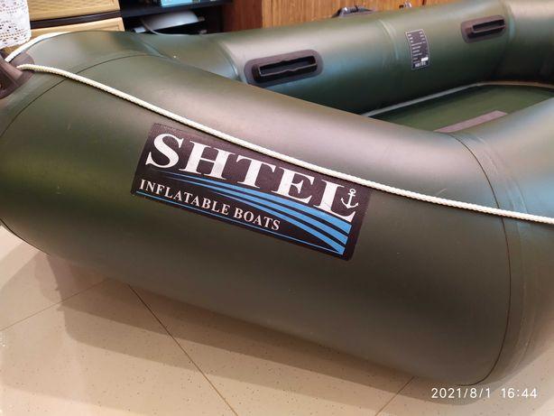 """Лодка ПВХ """"SHTEL"""" с мотором VIPER CG- 438B 4т. (HONDA GX35)"""